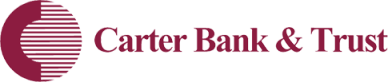 Carter Bank and Trust Logo Home Page